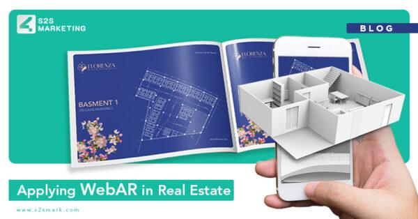 Applying WebAR in Real Estate