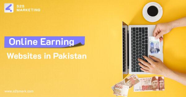 Top 10 Online Earning Websites in Pakistan