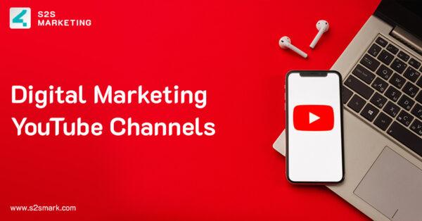 Top 10 Digital Marketing Channels on YouTube