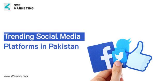 Top 8 Trending Social Media Platforms in Pakistan