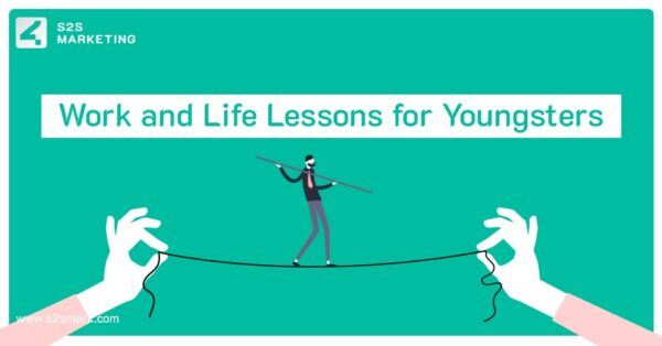 Work and Life Lessons for Youngsters