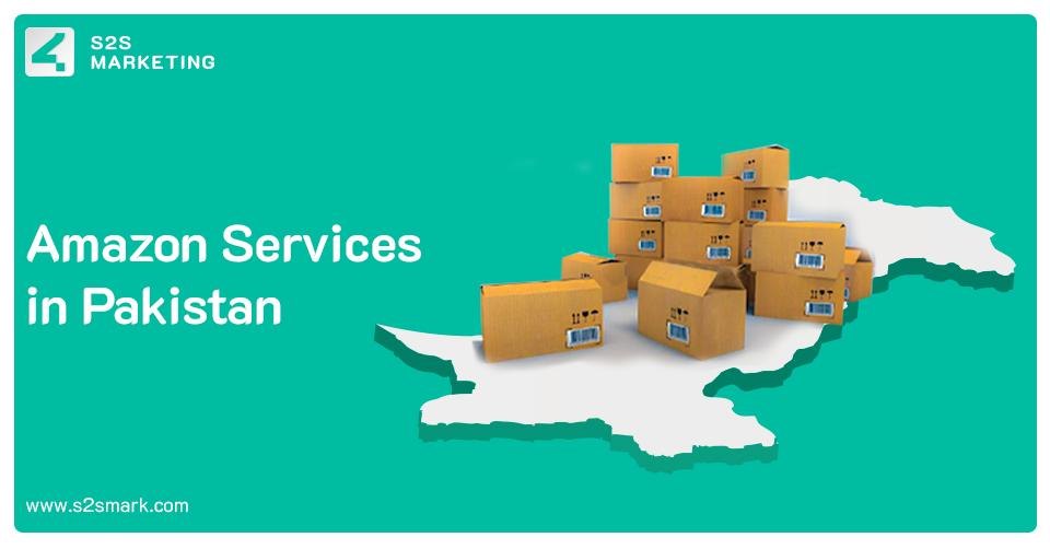 Amazon services in Pakistan