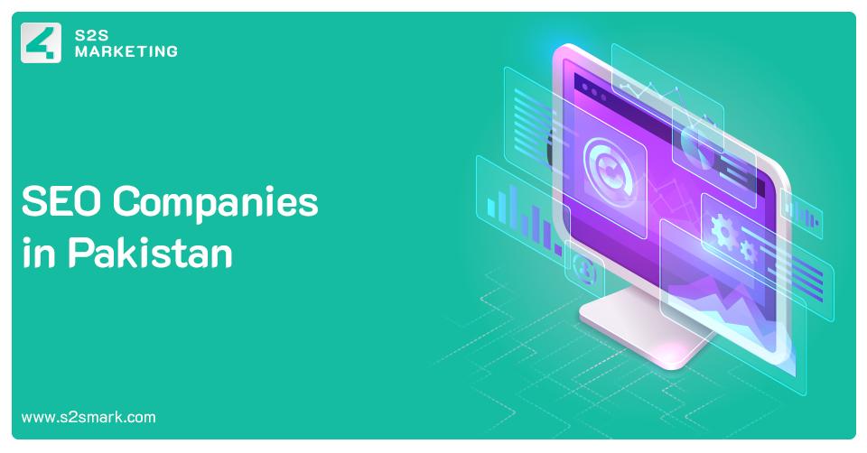 SEO Companies in Pakistan